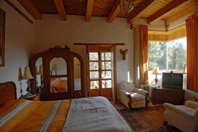 A typical room in Hacienda La Cruz